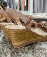 CLAIRE PINK SANDAL